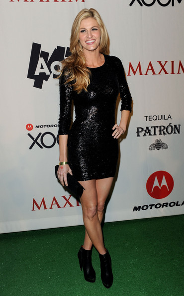 Erin Andrews - MAXIM Party