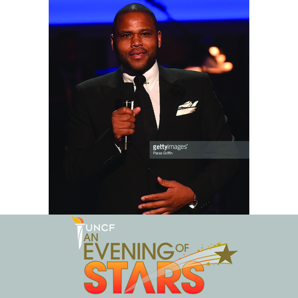 Anthony Anderson  -   UNCF An Evening of Stars