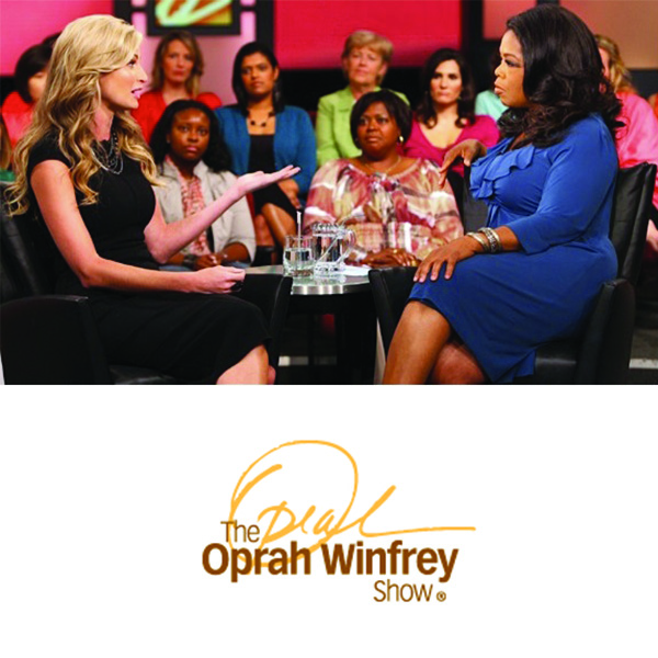 Erin Andrews -  The Oprah Winfrey Sho