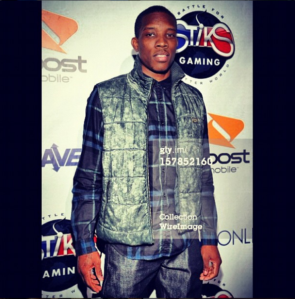 Eric Bledsoe - Boost Mobile Stiks Gaming event