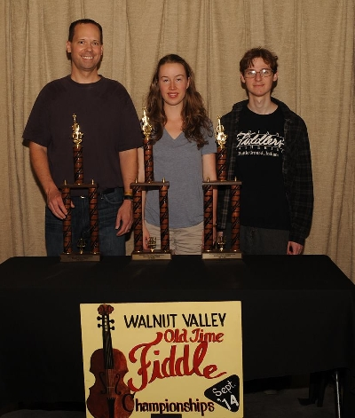 1st place 2014 Winfield, KS