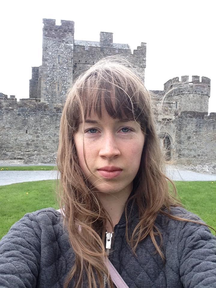 Ireland tour 2016 with Mile Twelve - Cahir Castle