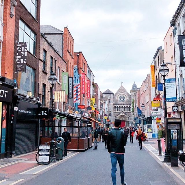 🇮🇪 not ready to call this weekend over yet #dublin