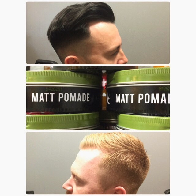 @uppercutdeluxe #uppercutdeluxe #mattpomade #clippercutting #hairstylist #hairstyles #menshair #menshaircut #mensgrooming #mensgroomingproducts #barbershopconnect #osterclippers #clipperovercomb #hanzo #hanzonation #orangecounty #costamesa #pomade