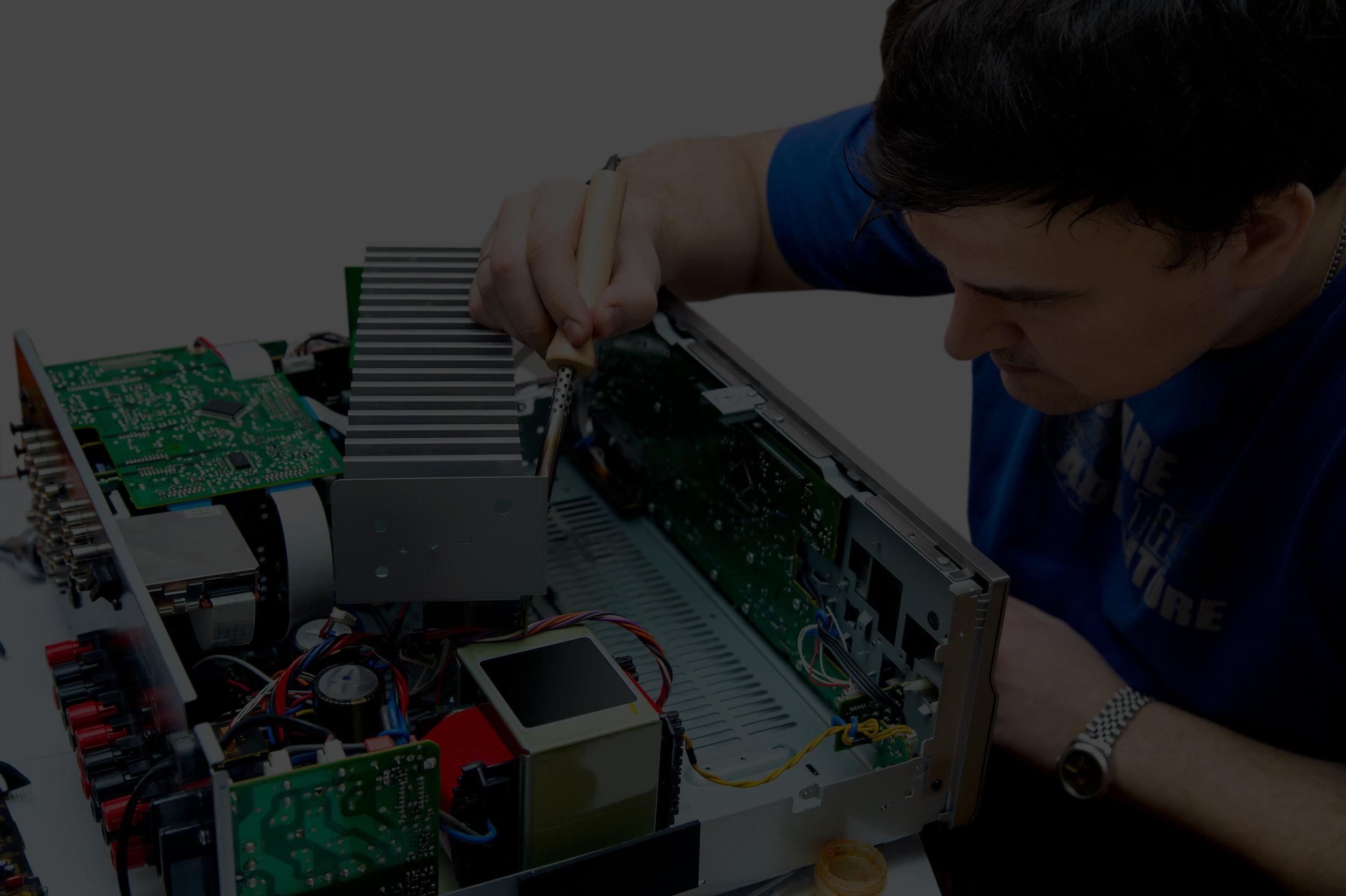 Printed Circuit Board Repair Pcb Rework Modification Kid Computer Darker