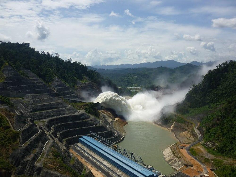 Bakun Dam
