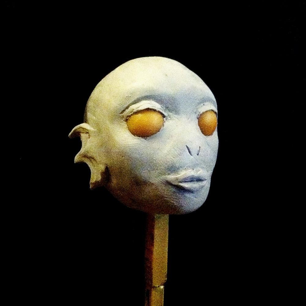 Maquette: Head