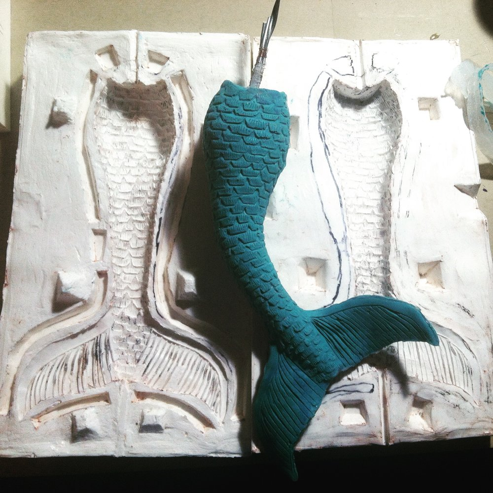 First Cast: Tail