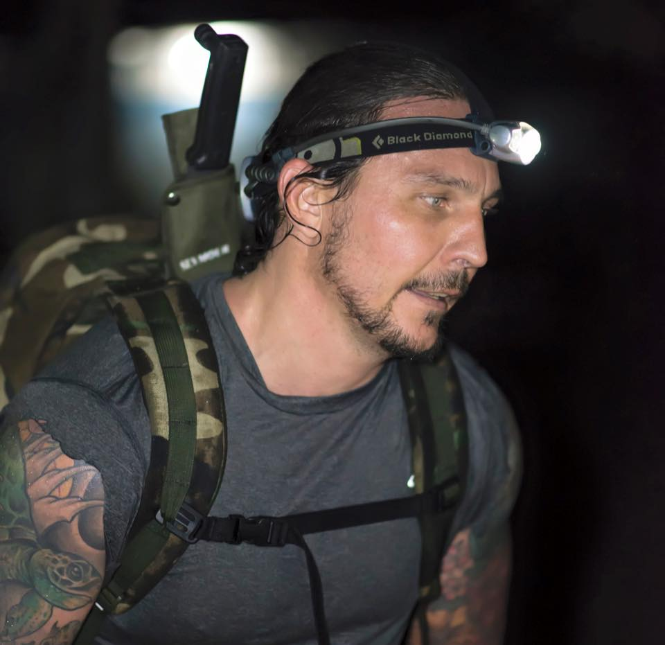 Suffering through Survival Run Nicaragua on Isle de Ometepe, a volcanic island in Nicaragua.