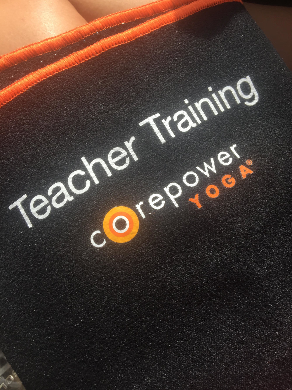 Presents for teachers in training