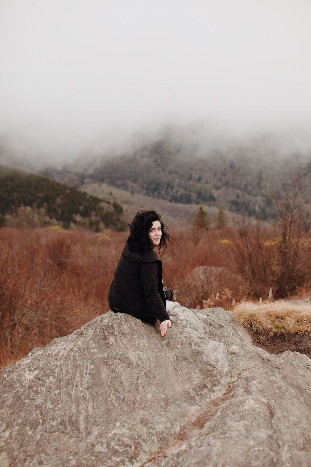 Christina Forêt | Writer + Photographer | Asheville, North Carolina | Black Balsam