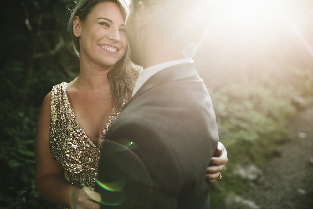 Christina and Blaise Foret. Photo by MoringWild Photography.