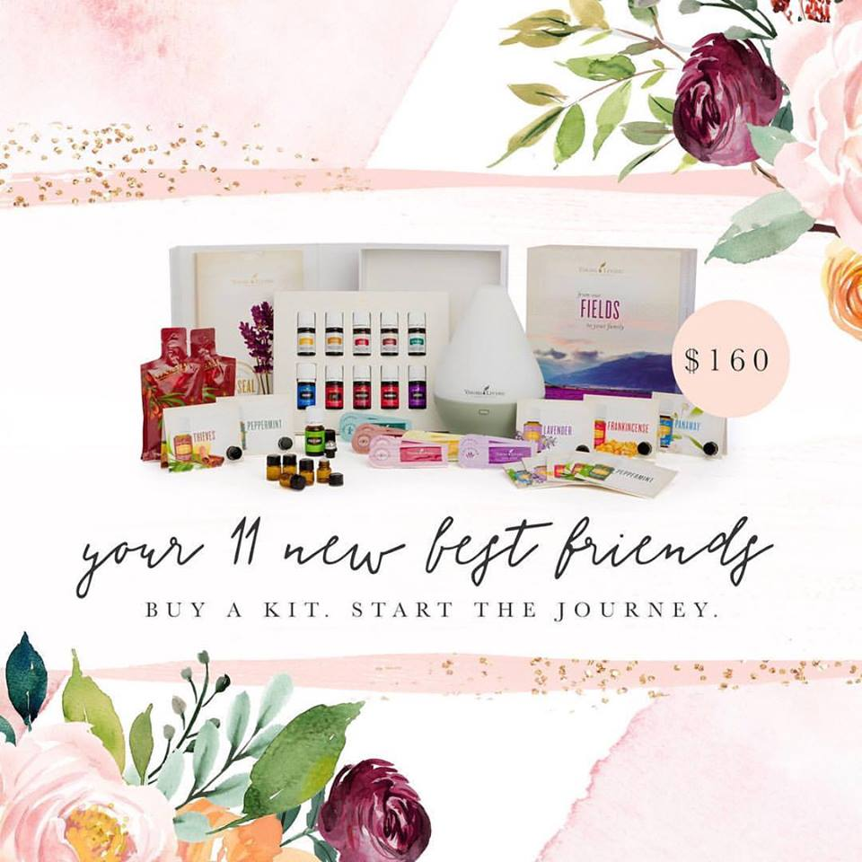 Order your Young Living Starter Kit