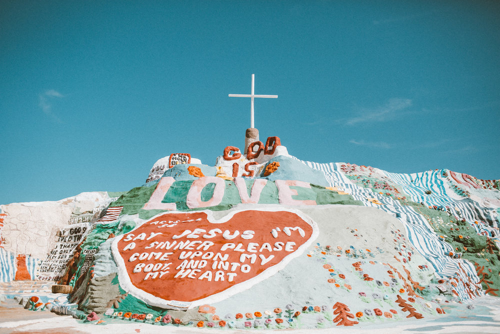 Christina Foret - Lifestyle Blogger - Salvation Mountain-7.jpg