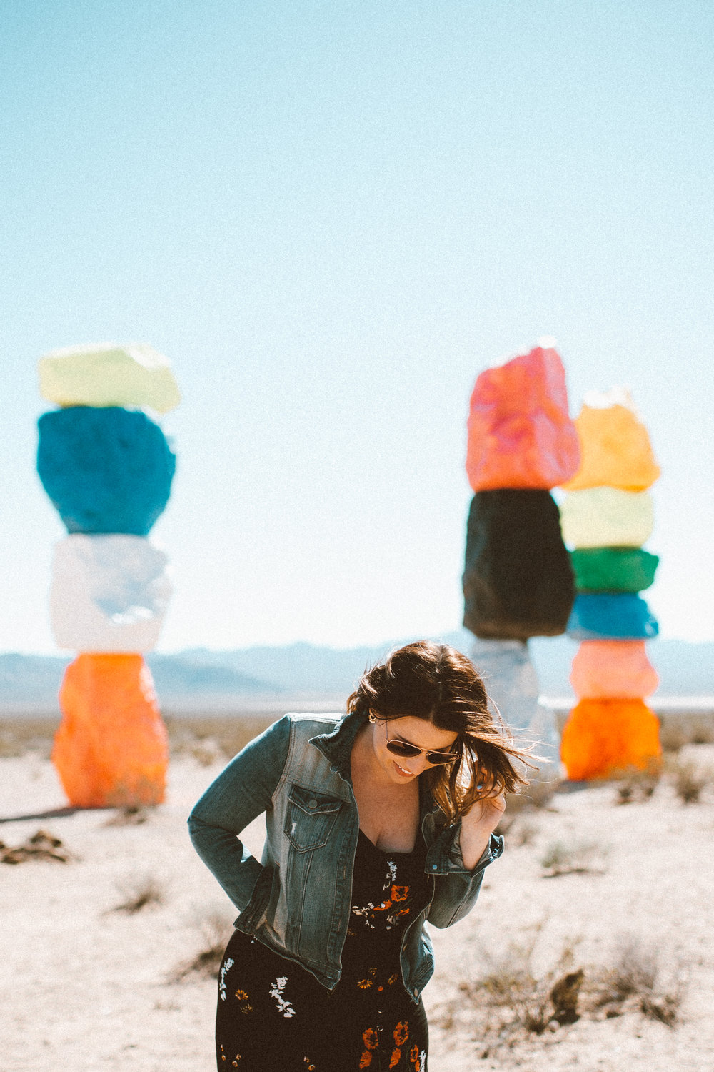 Christina Foret - Lifestyle Blogger - Seven Magic Mountains Las Vegas Nevada-41.jpg