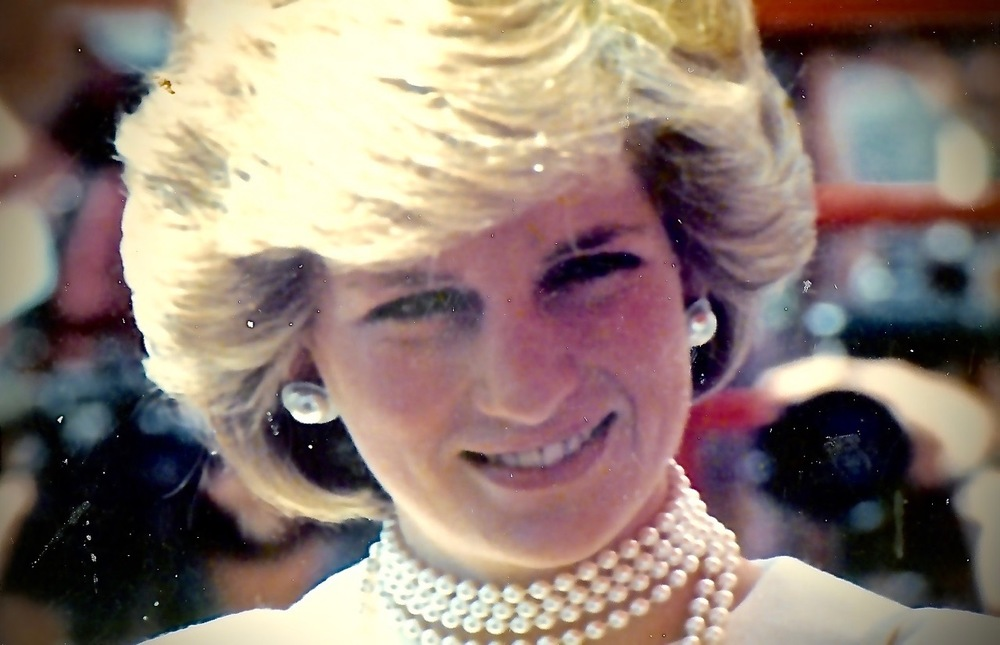 Lady Diana, Princess of Wales, at EXPO 86, May 2016  |  photo by Duncan Holmes