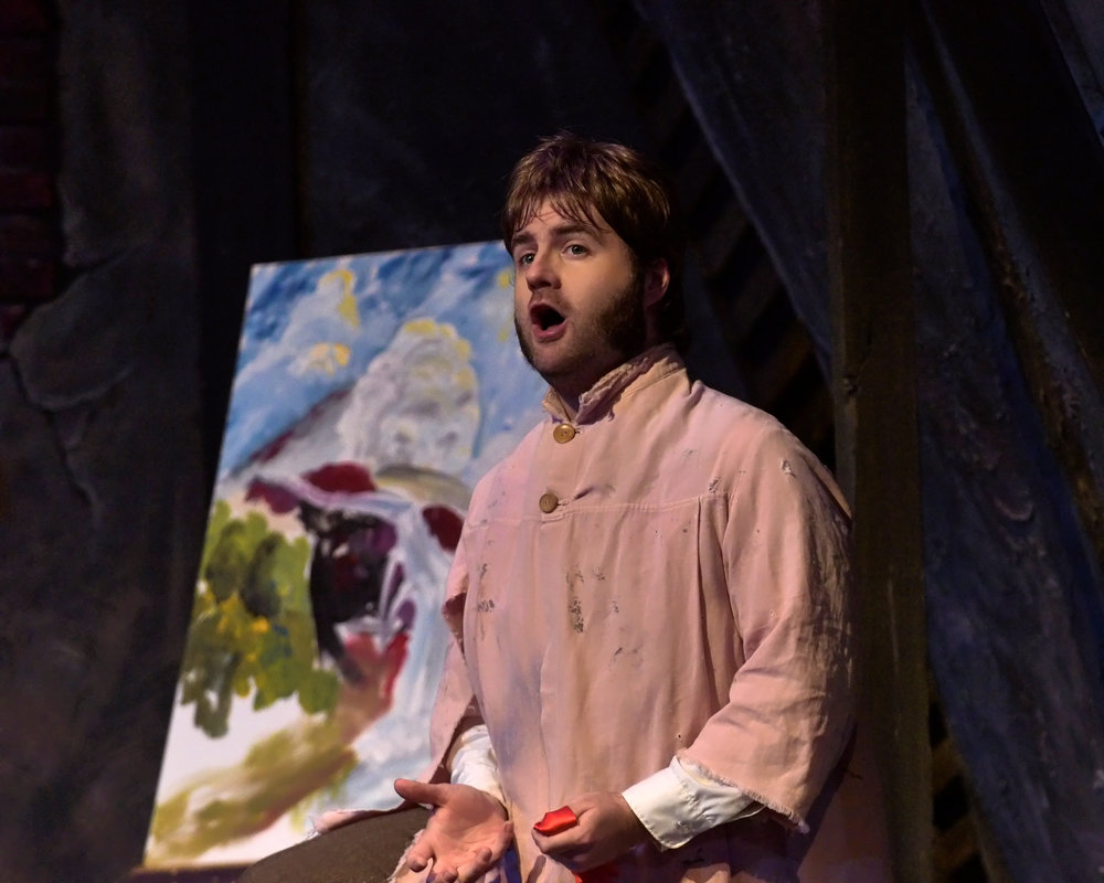 Tri Cities Opera: La Boheme