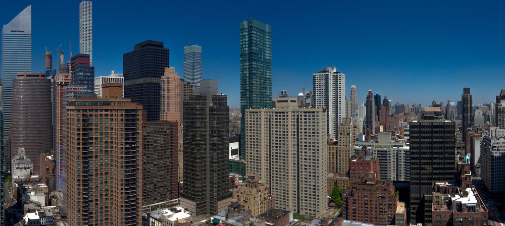 Penthouse Views / 360• Pano - Midtown NYC for client.