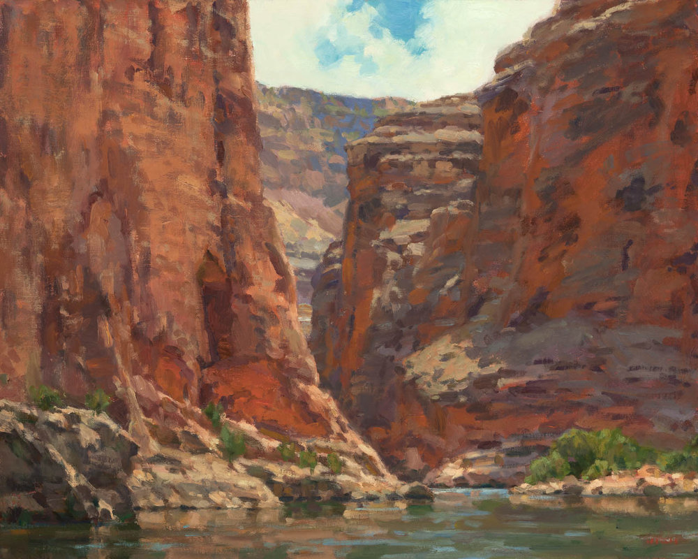 Grand Canyon Dream - Gregory Hull