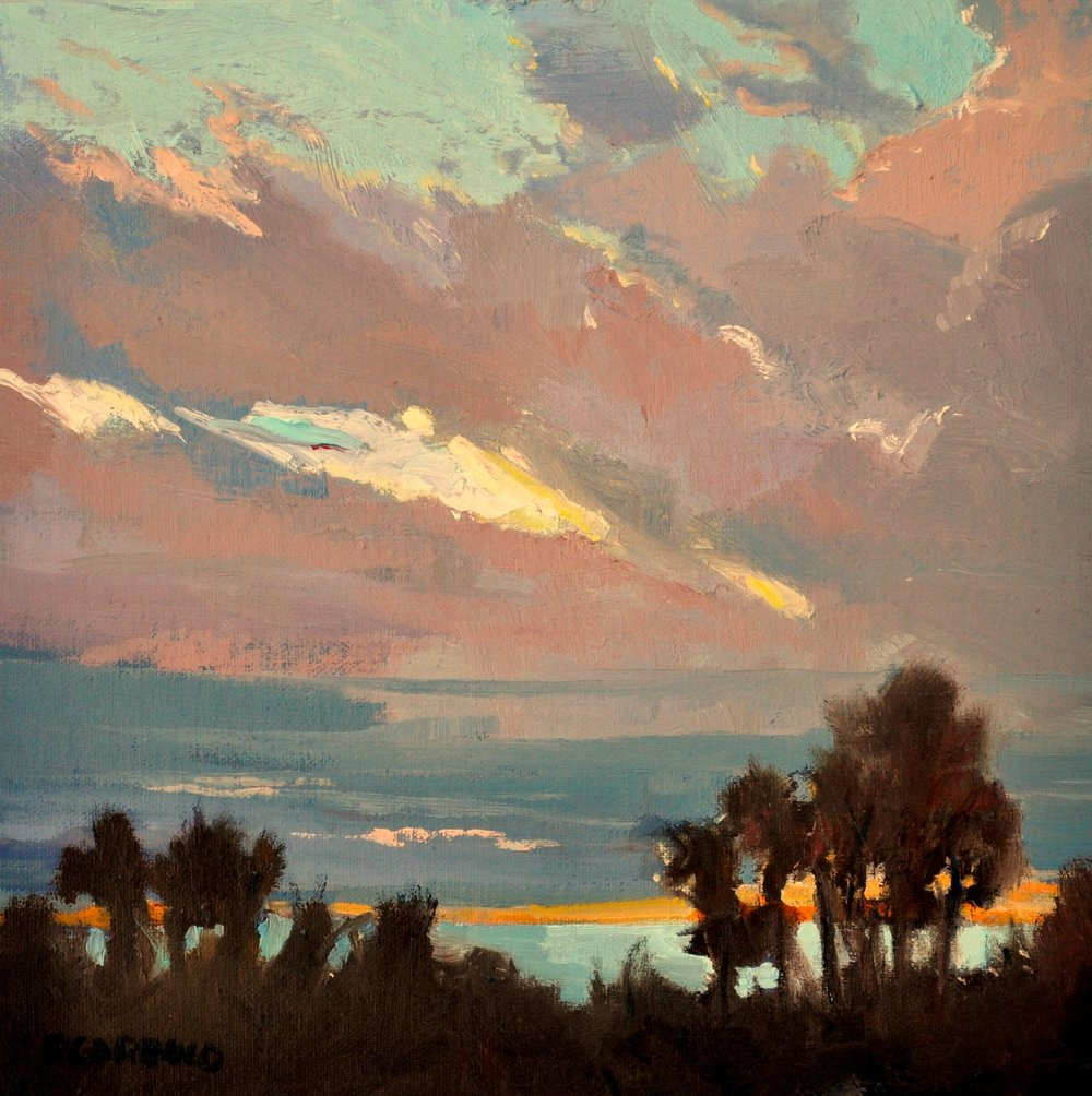 Cindy Carrillo  - California Evening