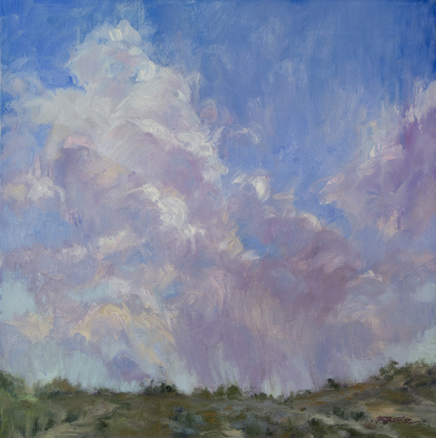 Monsoon Skies - Jane Barton