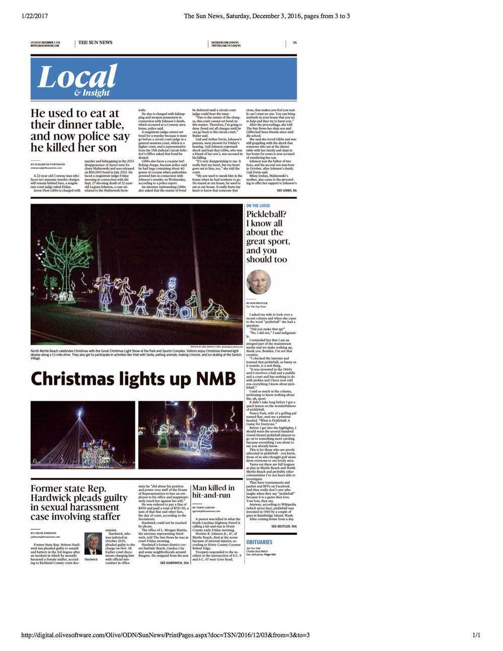 The Sun News, Saturday, December 3, 2016, pages from 3 to 3.jpg