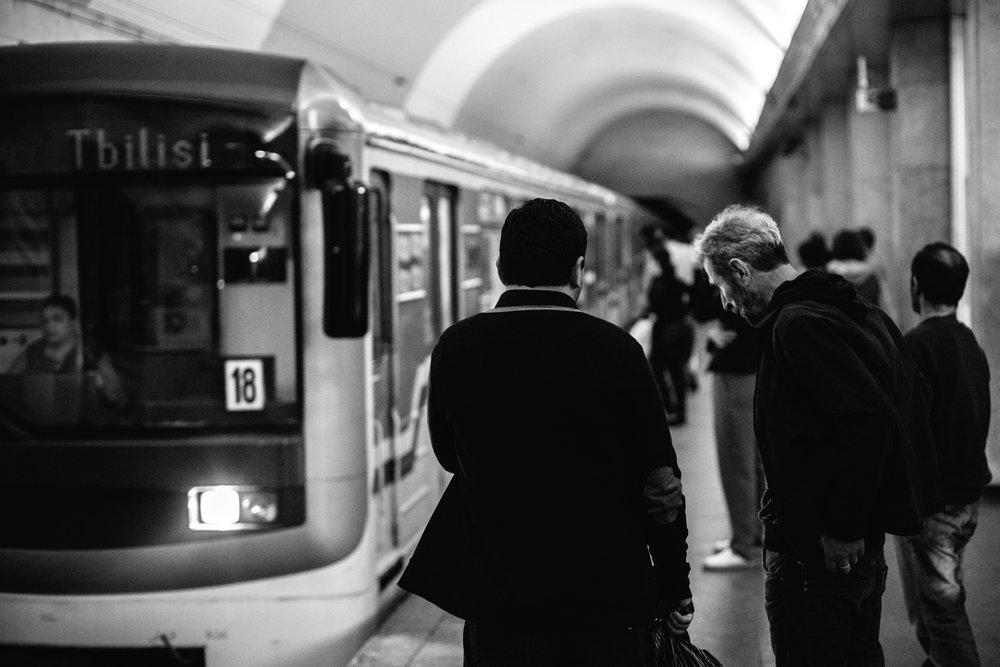 Tbilisi underground II