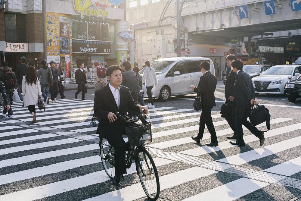Tokyo, november 2017