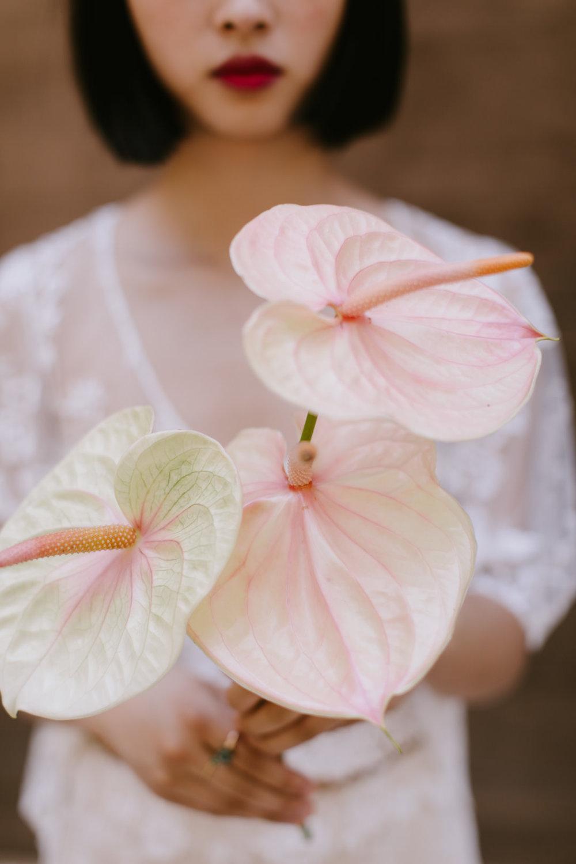 romantic flowers barcelona