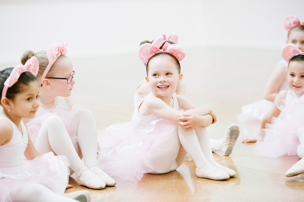 Angelina Ballerina dance classes Mathis Dance Studios Melbourne