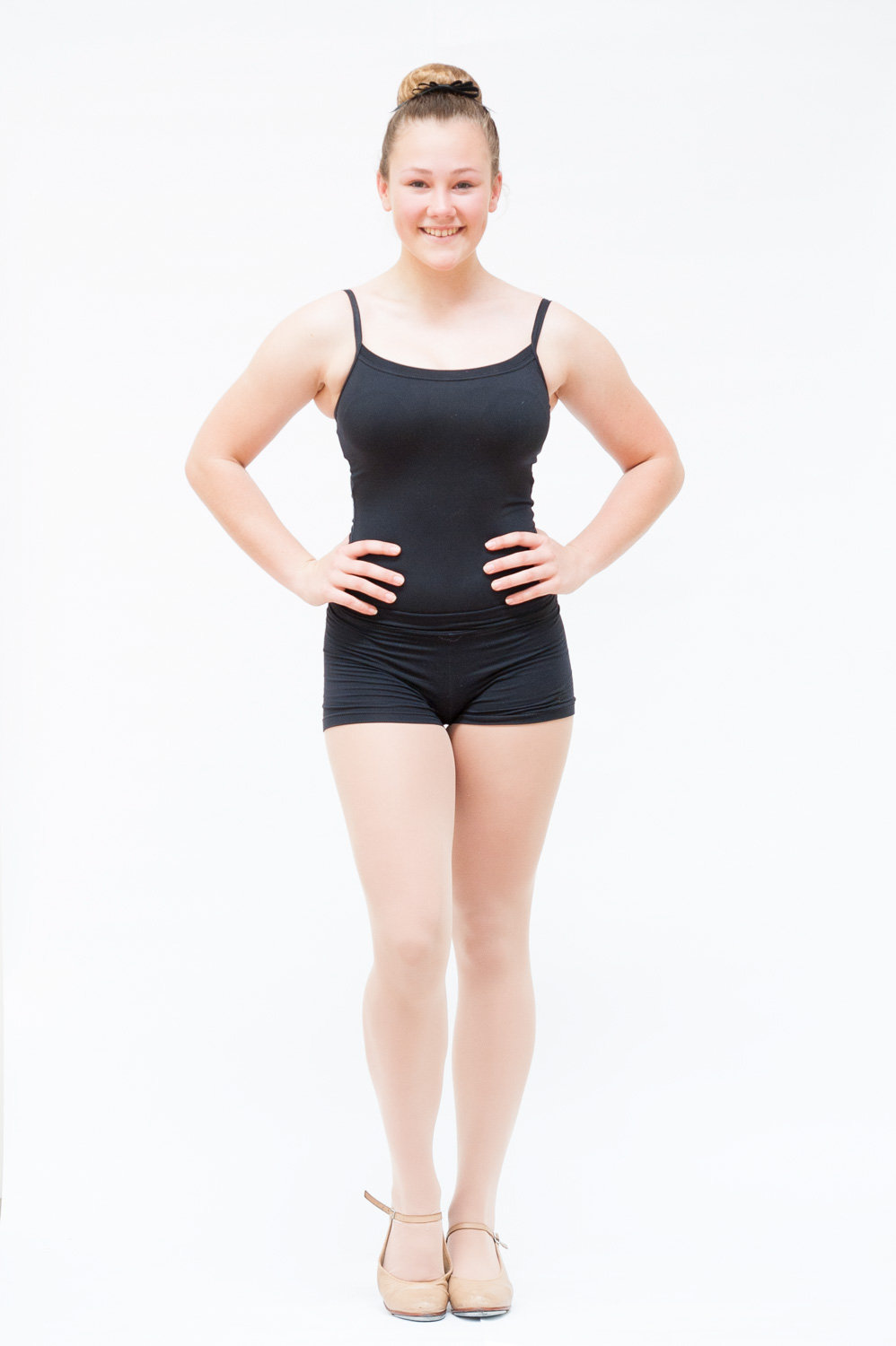 Jazz Contemporary Tap Mathis Dance Studios uniform