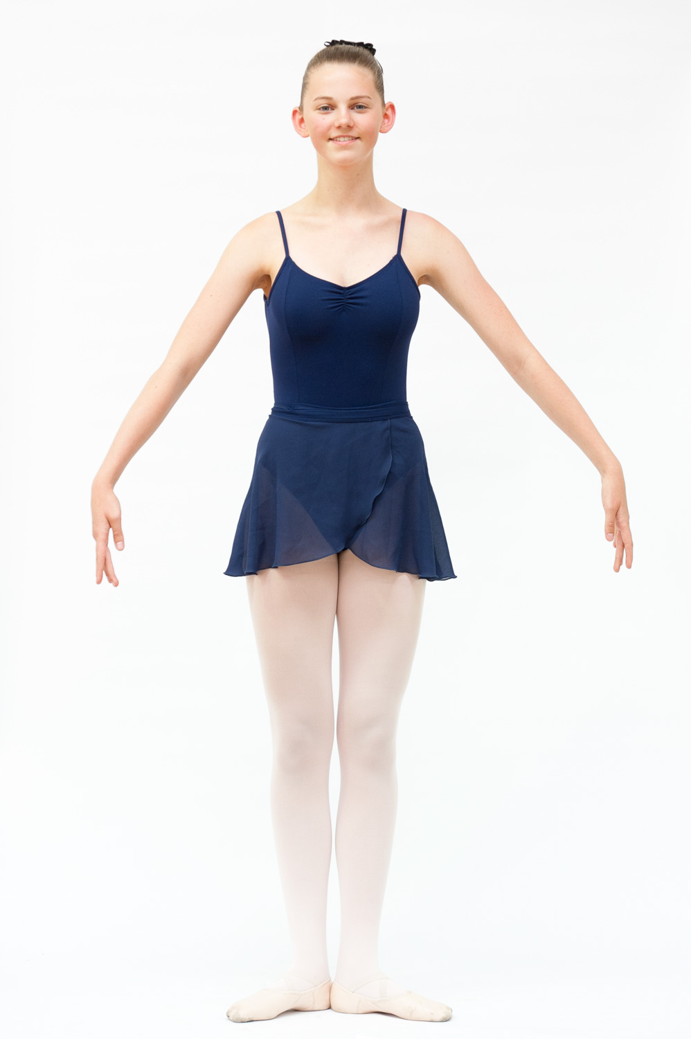 Intermediates  Mathis Dance Studios uniform