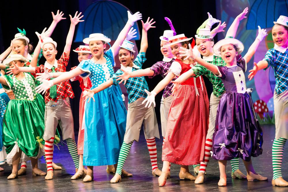 Dance concert Melbourne Mathis Dance studios annual concert