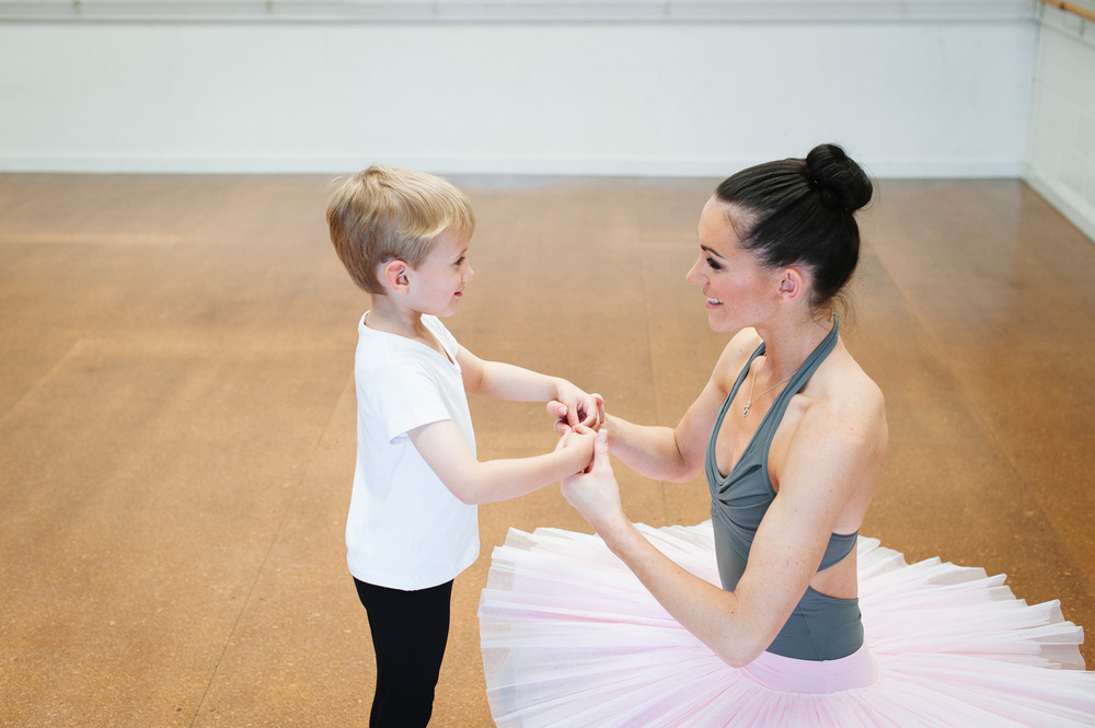 Dance teachers Mathis Dance Studios Melbourne Sammie Barker