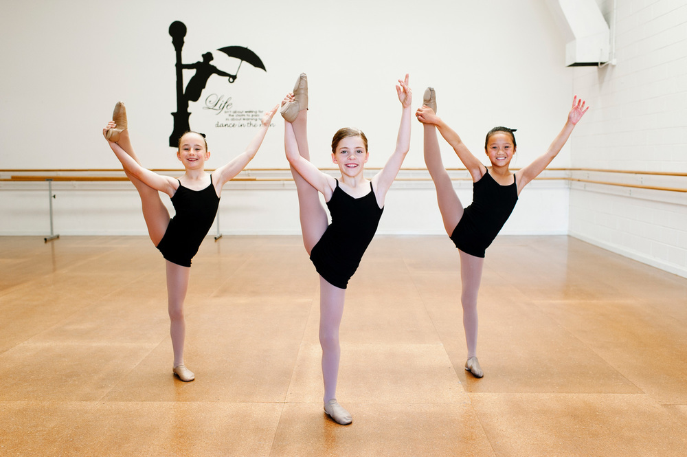 Kids' Dance Boom Fuels Injury Risk - Generation Next
