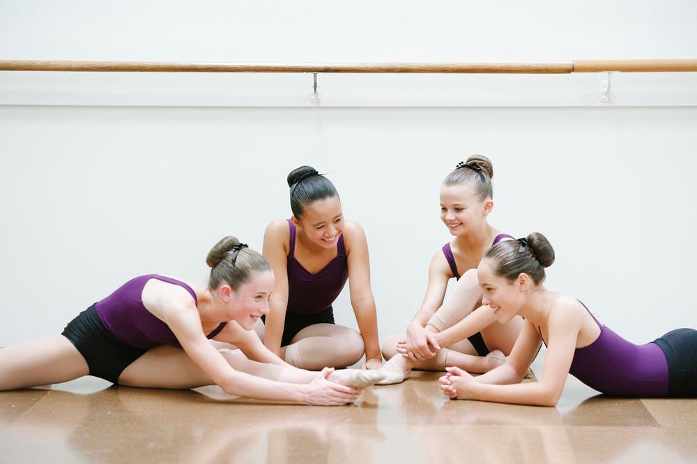 Dance friendship Mathis Dance Studios Melbourne