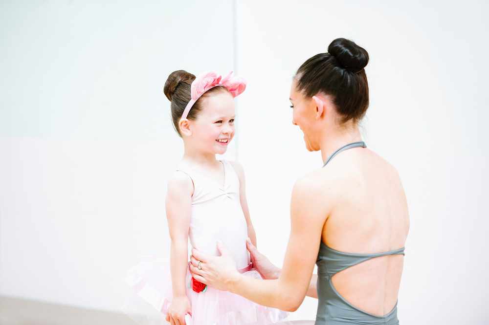 Angelina Ballerina Dance classes Melbourne Mathis Dance Studios Sammie Barker