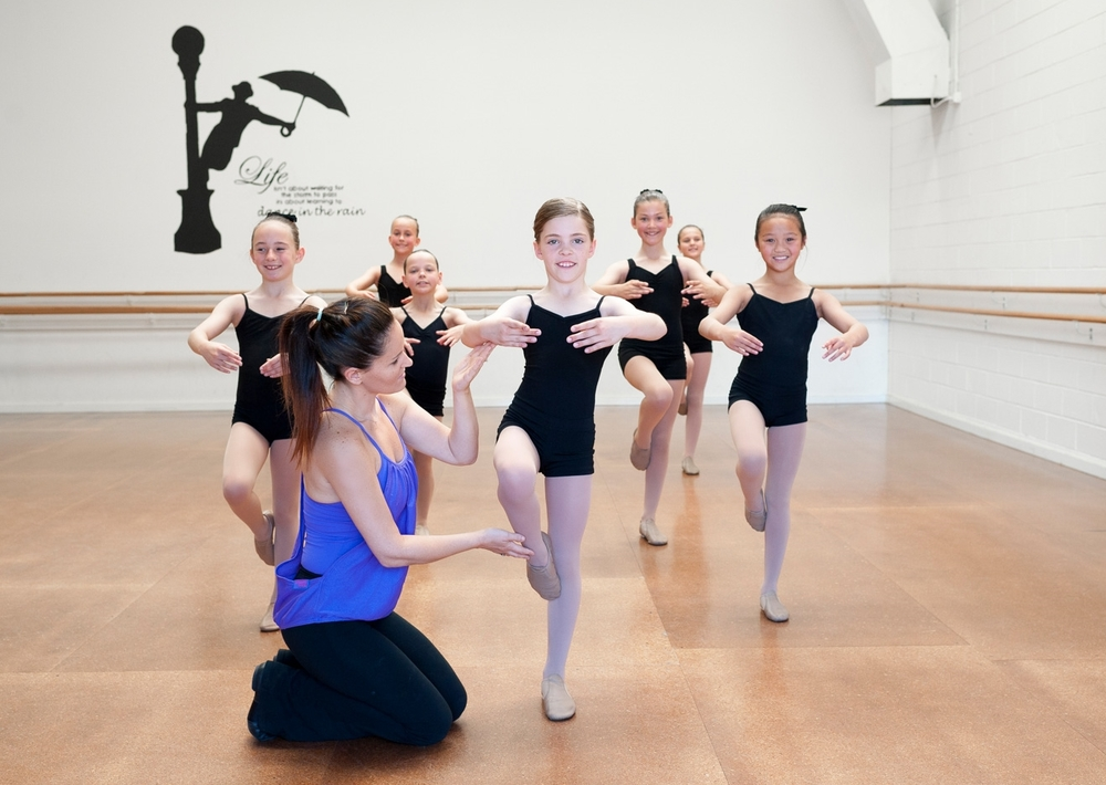 Jazz dance classes Mathis Dance Studios Melbourne