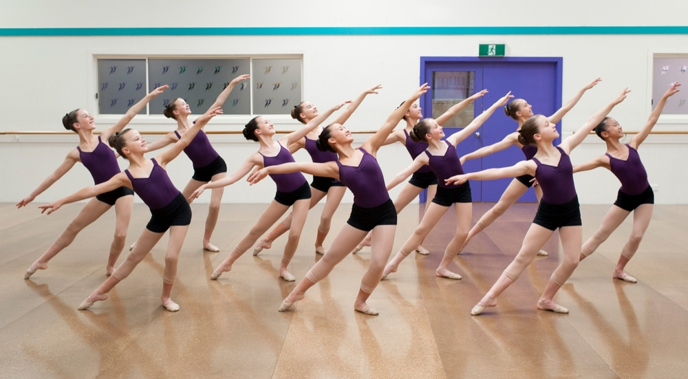 Contemporary Dance classes Mathis Dance Studios Melbourne