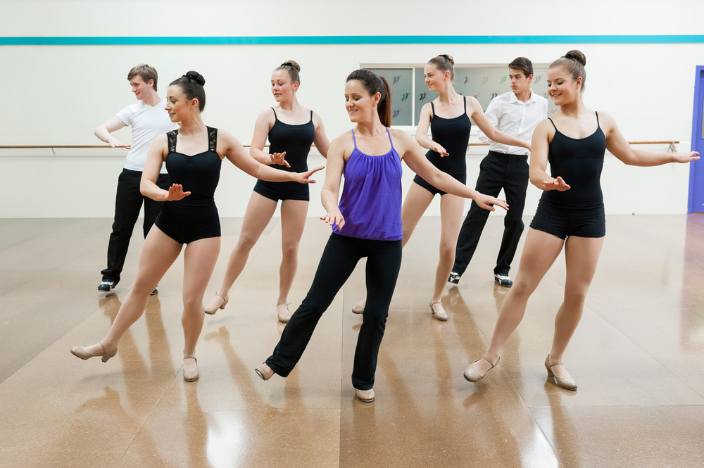 Tap dance classes Mathis Dance Studios Melbourne