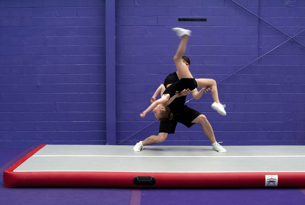 Acrobatics gymnastic classes Mathis Dance Studios Melbourne