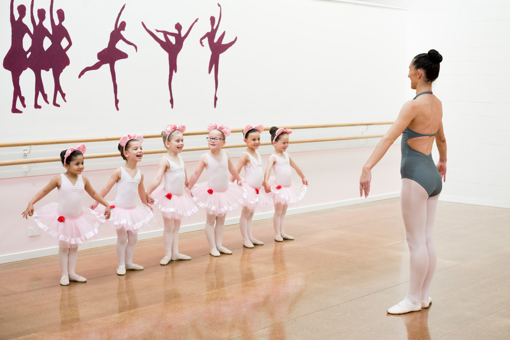 Ballet classes for children Melbourne   Angelina Ballerina dance classes Mathis Dance Studios