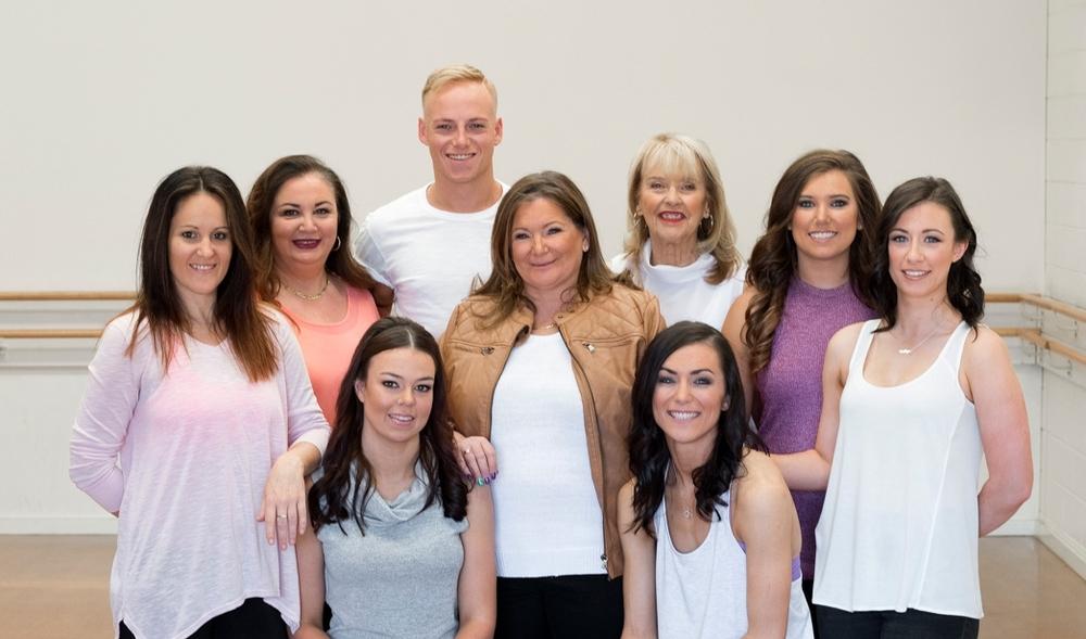 Dance teachers Mathis Dance Studios Melbourne Australia