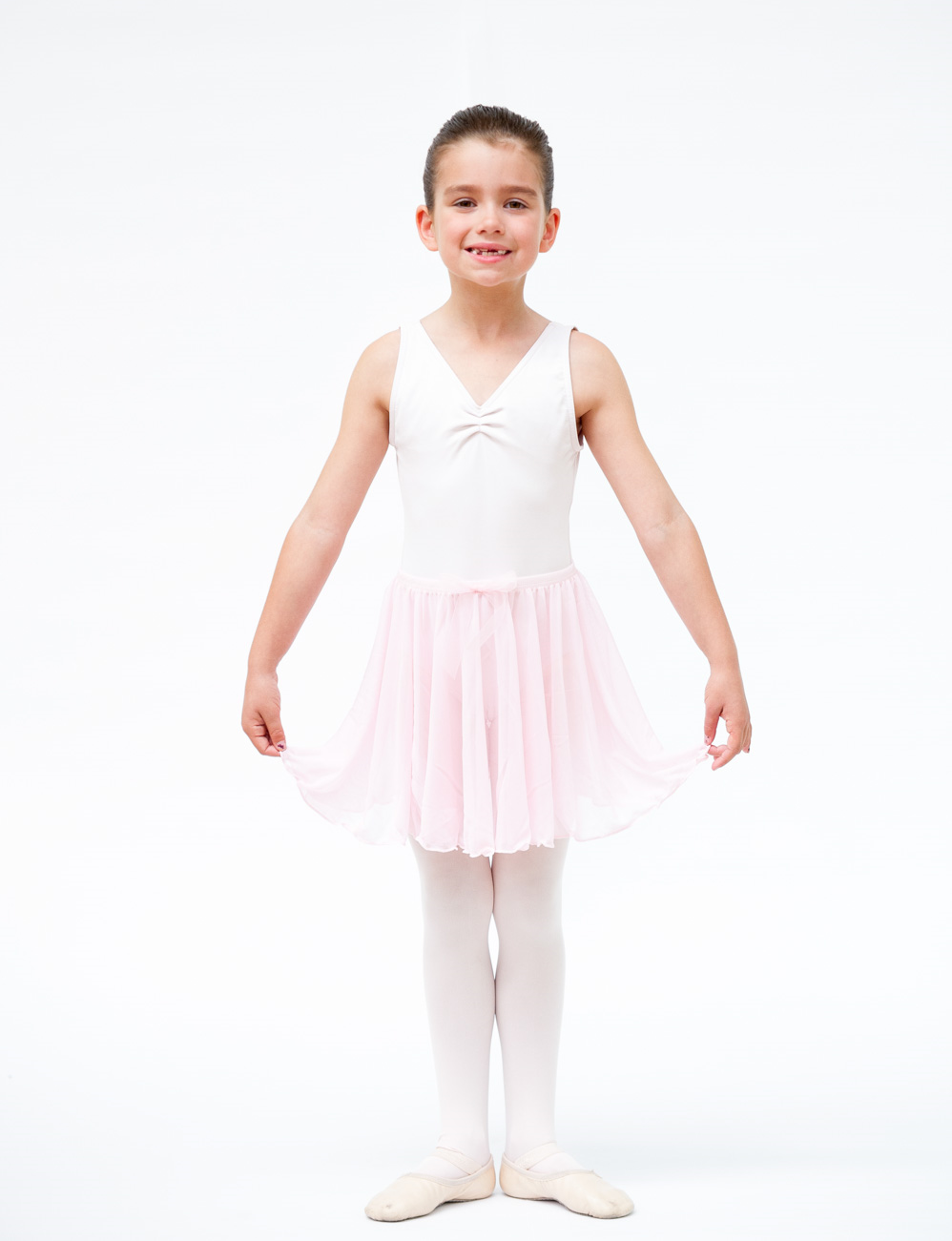 Pre-Primary and Primary age Mathis Dance Studios uniform