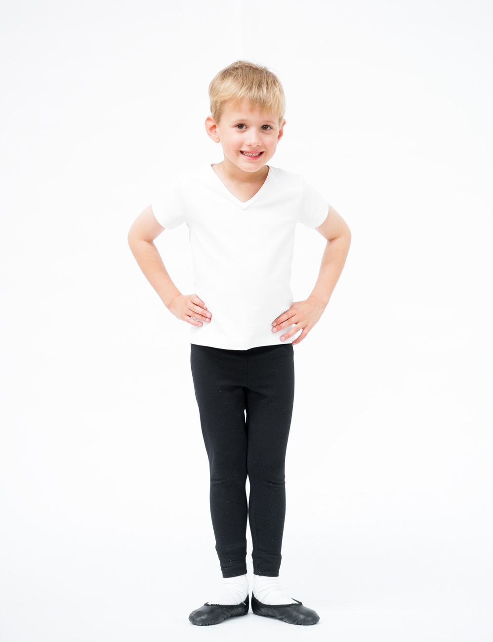 Boys Mathis Dance Studios uniform
