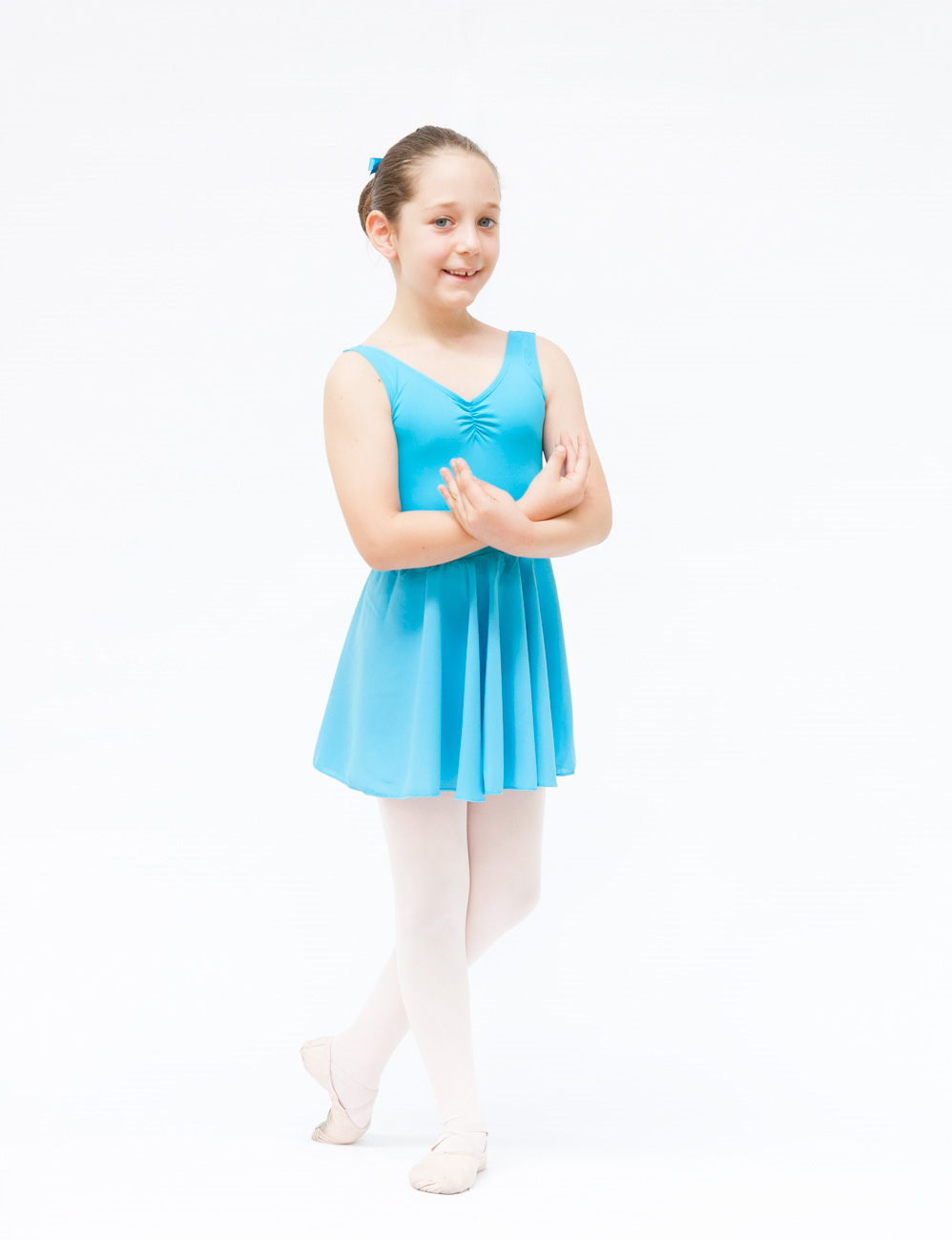 Grade 1 and 2 Mathis Dance Studios uniform