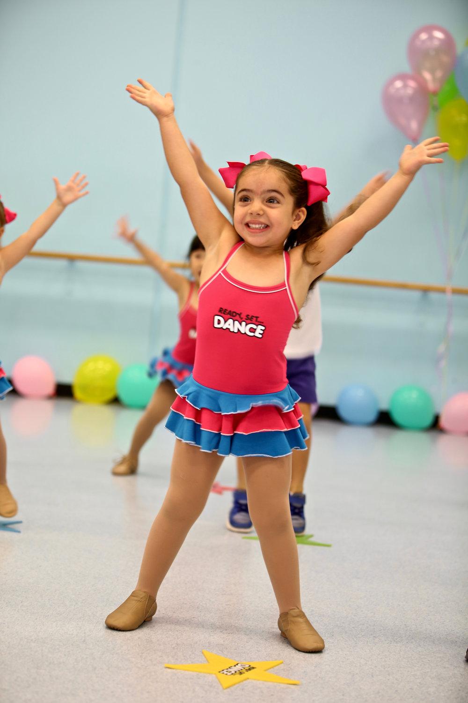 Angelina Ballerina Mathis Dance Studios uniform
