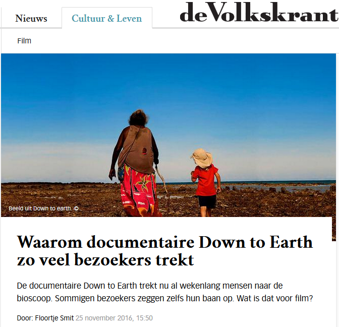 Volkskrant (online), 25 nov 2016