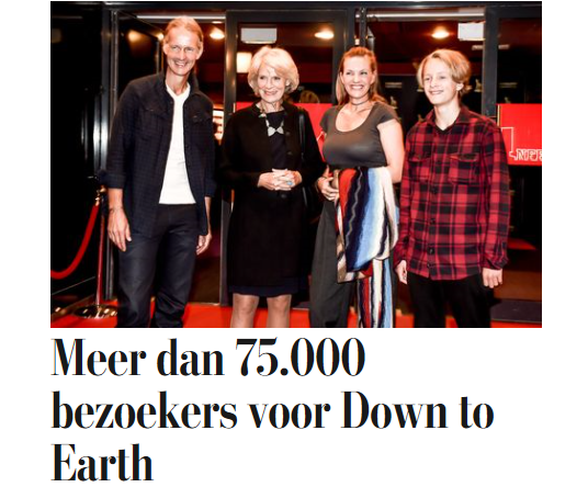 Telegraaf (online), 23 januari 2017