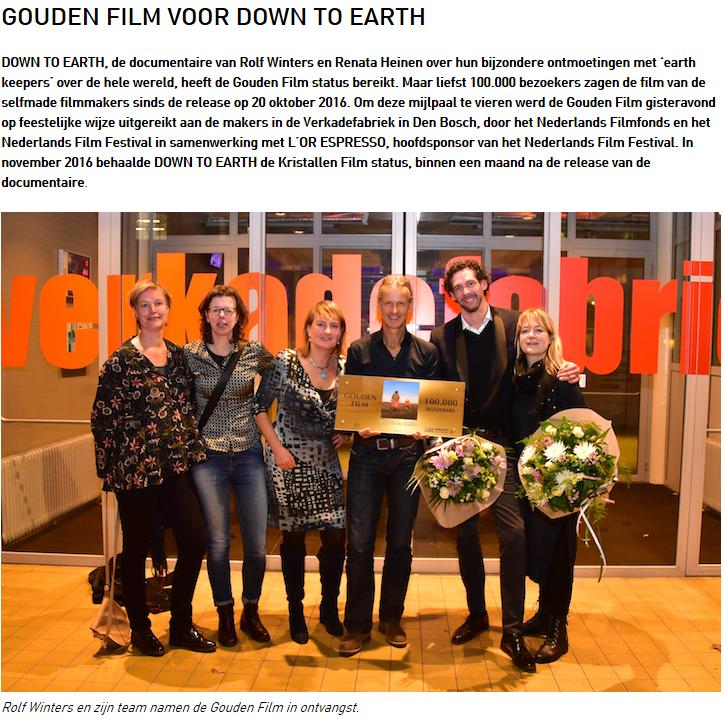 Filmfestival, februari 2017